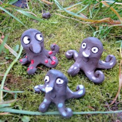 Figurka chobotnice