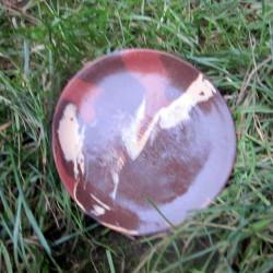 Podšálek - talířek pruh