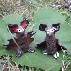 Figurka netopýr