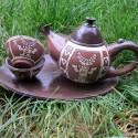 Soupravy čajové