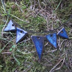 Náhrdelník trojúhelníky