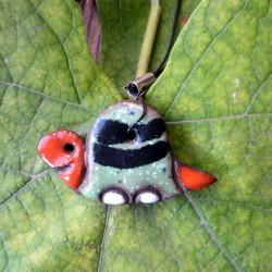 Přívěsek na klíče želva