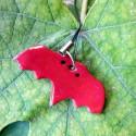 Přívěsek na klíče netopýr