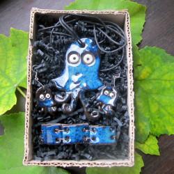Souprava chobotnice v dárkové krabičce