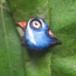 Prstýnek ptáček