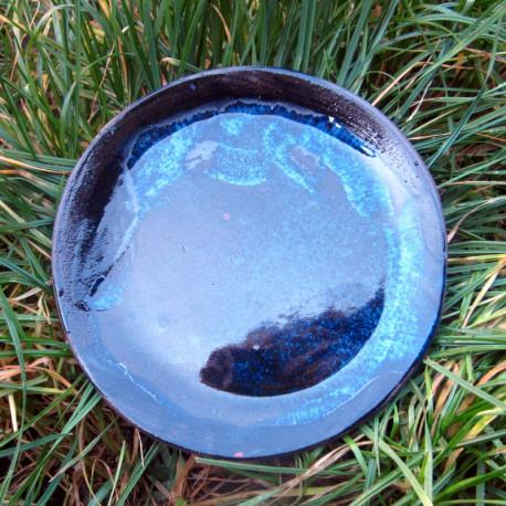 Talířek modrý