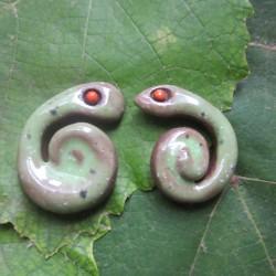 Náušničky had