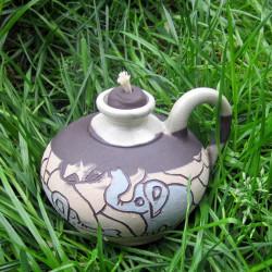 Olejová lampa slon