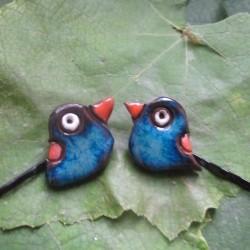 Sponky ptáček