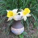Vázy, tužkovníky, stínítka